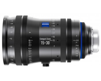 Zeiss Compact Zoom CZ.2 15-30mm T2.9 - metric EF Mount