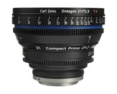 Zeiss Compact Prime CP.2 2.9/21mm T* - Mount Canon EF metric