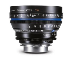Zeiss Compact Prime CP.2 2.9/15mm T* - Mount Canon EF metric