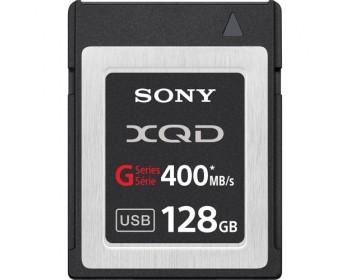 Sony scheda di memoria XQD G Series - 128GB alta velocità fino a 400MB/s R-W