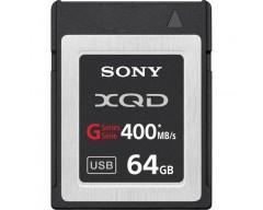 Sony scheda di memoria XQD G Series - 64GB alta velocità fino a 400MB/s R-W