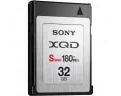 Sony Memoria XQD S Series 32GB alta velocità fino a 180 MB/s