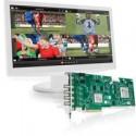 Matrox VS4 HD-SDI Capture Card con VS4Recorder Pro Software Bundle