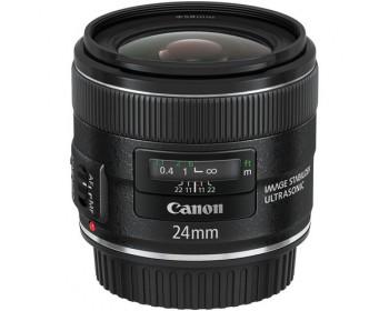 Canon EF 24mm f/2.8 IS USM Grandangolo, obiettivo a focale fissa