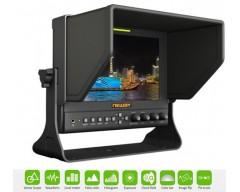 Neway CK700HO Monitor LCD 7'' Ris. 1280x800, SDI e HDMI IN/Out, Livelli Audio
