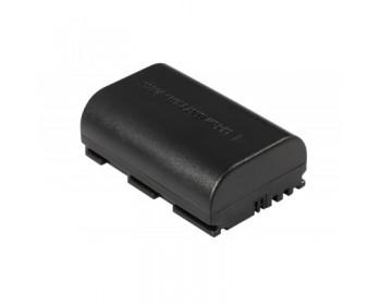 Swit S-8PE6 Batteria ricaricabile Li-Ion per Canon 5D II, 7D, 60D, 7,2V, 1500 mA