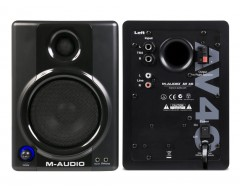 M-Audio AV 40 Active 2-Way Desktop Monitor Speakers (coppia)