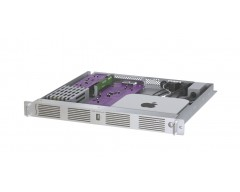 Toolsonair 24/7 TV playout rack 1RU - Mac Mini