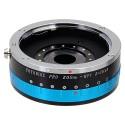 Fotodiox EOS-M43-Apt - Adattatore di montaggio obiettivo per Canon EOS EF su Micro 4/3