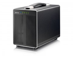 "Akitio Thunder2 Quad Case RAID 4x 8,9cm (3,5"") Thunderbolt 2"