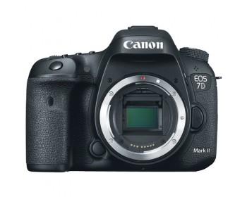 Canon EOS 7D Mark II Solo Corpo - HD 1080P 60