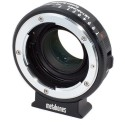 Metabones Nikon G to BMPCC Speed Booster - Adapts Nikon G Lenses per Blackmagic Pocket Camera (MB_SPNFG-BMPCC-BM1)