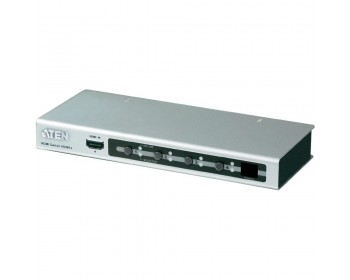Aten Switch HDMI 4 Porte Controllabile via PC, Con telecomando