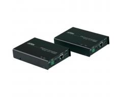 Aten HDMI ™ Extender (Estensore) su cavo di rete RJ45 100 m 4096 x 2304 Pixel