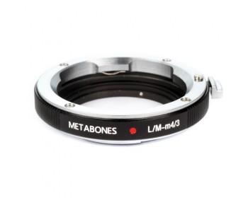 Metabones Adattatore Leica M a MFT Mount Adapter MB_LM-m43-BM2