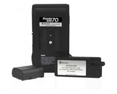 Switronix PowerBase 70 Battery per Panasonic GH3 e GH4