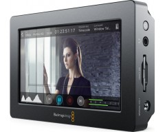 Blackmagic Video Assist schermo touchscreen Full HD da 5 pollici con registratore ProRes e DNxHD