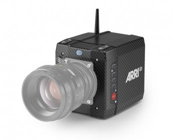 ARRI ALEXA Mini Body with Preinstalled Licenses for full 4:3, MXF/ARRIRAW and Open Gate Functionality