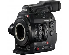 Canon C300 Mark II Cinema EOS Camcorder Body (EF Lens Mount)