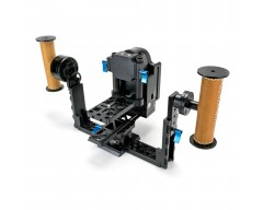 Letus35 Helix Jr. Gimbal Stabilizer - Handheld-Mode con Bluetooth e RC Ready