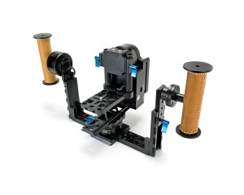 Letus35 Helix Jr. Gimbal Stabilizer - Handheld-Mode con Bluetooth e RC
