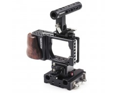 Movcam Cage Kit for Blackmagic Pocket Cinema Camera