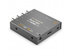 Mini Converter - Quad SDI to HDMI 4K 2