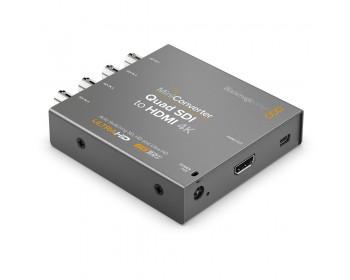 Mini Converter - Quad SDI to HDMI 4K 2 CONVMBSQUH4K2