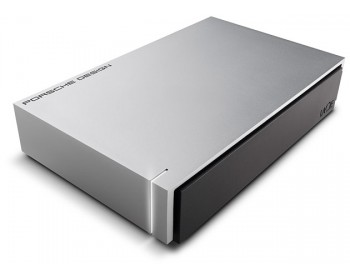LaCie Porsche Design Desktop Drive P'9233 USB 3.0 Light Grey 8TB / USB 3.0