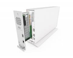 LaCie d2 Thunderbolt2 & USB 3.0, Dual Thunderbolt 2 ports