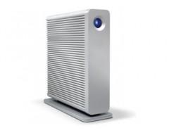 LaCie d2 Quadra v3, Fanless Heat sink design,Backup Assistant 3 TB