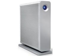 LaCie d2 Quadra v3, Fanless Heat sink design, Backup Assistant 4 TB
