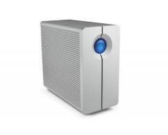 LaCie 2big Quadra USB 3.0, 2-Bay RAID 0, 1 10TB 2big FireWire 800 & USB 3.0 / 7200RPM