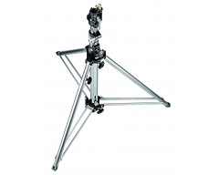 Manfrotto Stativo low base con gamba di livellamento