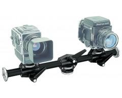 Manfrotto Braccio per 4 fotocamere access.arm nero