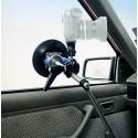 Manfrotto Ventosa con supporto per videocamera