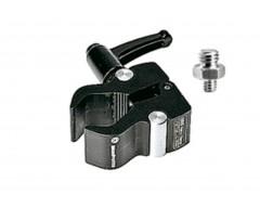 Manfrotto Nano clamp con adattatore per camera
