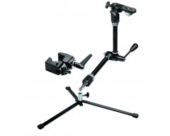 Manfrotto Kit Magic Arm - braccio, base, 035