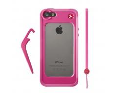Manfrotto Bumper per iPhone 5/5S rosa, 3 obiettivi, Pixi rosa