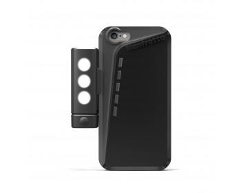 Manfrotto Kit composto da custodia per Iphone 6 e luce LED SMT