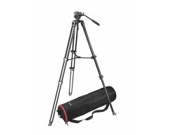Manfrotto Kit 701, treppiedi 502AM con borsa di trasporto