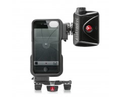 Manfrotto Custodia per Iphone4/4S + LED Mini ML240 + supp. Pocket
