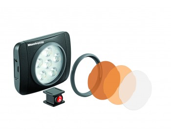 "Manfrotto Luce LED LUMIE ""Art"" a 6 LED"