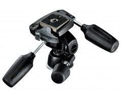 Manfrotto Testa new basic con piastra rapida