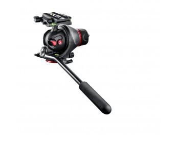 Manfrotto Testa magnesio foto/video con Quick Release 5