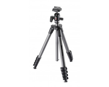 Manfrotto Treppiedi Compact Advanced con testa a sfera