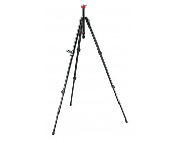 Manfrotto Treppiedi MDEVE alluminio con base livellante 50mm