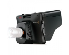"BLACKMAGIC STUDIO CAMERA 4K CON 10"" VIEWFINDER, MFT"