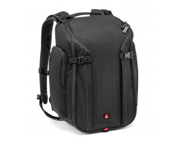 Manfrotto Zaino piccolo per laptop, reflex, obiettivi, nero