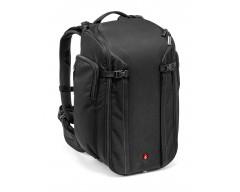 Manfrotto Zaino grande per laptop, reflex, obiettivi, nero